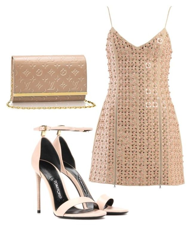 """OOTD #55"" by bonittarebecca ❤ liked on Polyvore featuring David Koma and Tom Ford"
