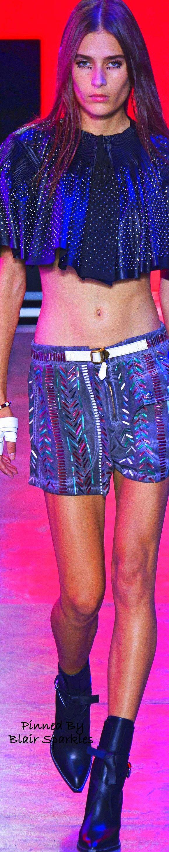 SPRING RTW 2016 (PFW) Louis Vuitton ~ ♕♚εїз   BLAIR SPARKLES  