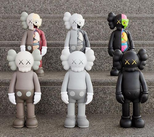 KAWS COMPANION OPEN EDITION 【MEDICOM TOY PLUS店面抽選販售】!! | 玩具人Toy People News