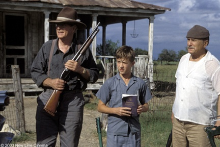 Secondhand lions coolest uncles ever:) I wish they were mine:)