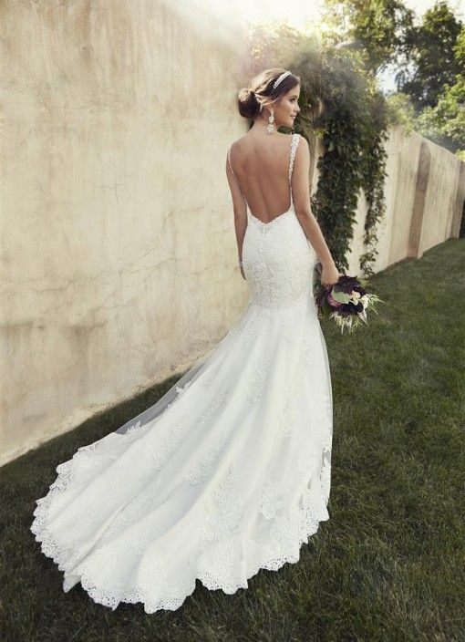 61 best Vestidos hermosos images on Pinterest | Bridal gowns ...