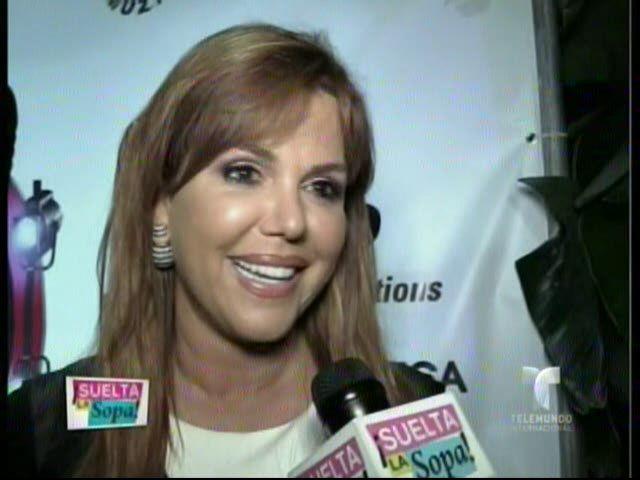 Maria Celeste La Primera Dama De La Cadena Telemundo #Video