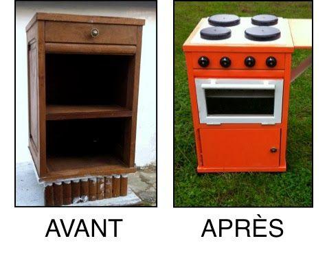 fabriquer cuisine enfant transformer un meuble tv en cuisinire pour enfant with fabriquer. Black Bedroom Furniture Sets. Home Design Ideas