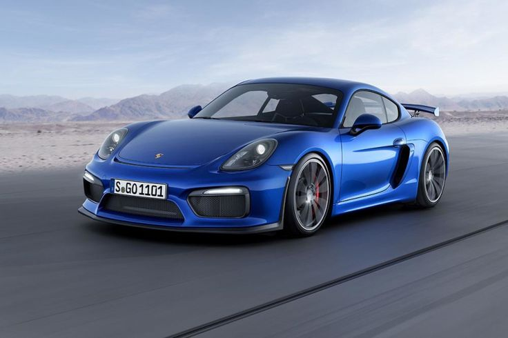 A l'approche du salon automobile de Genève, les marques commencent à dévoiler de nouveaux bolides. C'est le cas de la #Porsche Cayman GT4 !