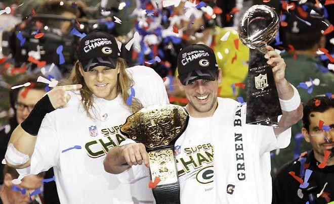 Packers Super Bowl XLV Champions