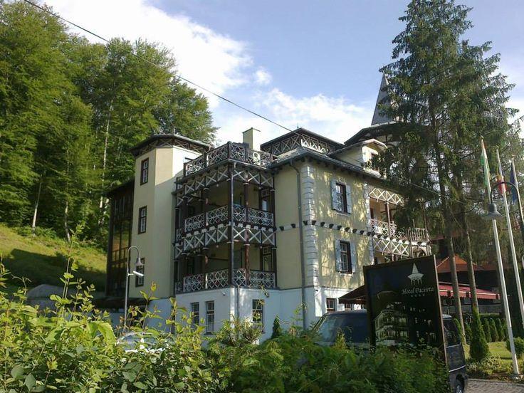 Szováta villái - Pacsirta villa