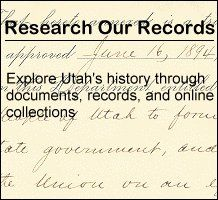 Utah State Archives and Records Service