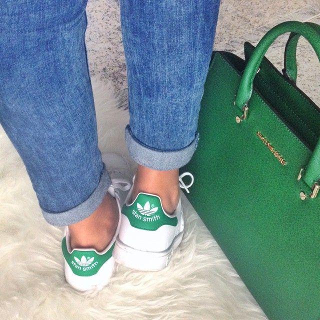 stan-smith-verdi-adidas-sporty-scarpe-veronica-giuffrida