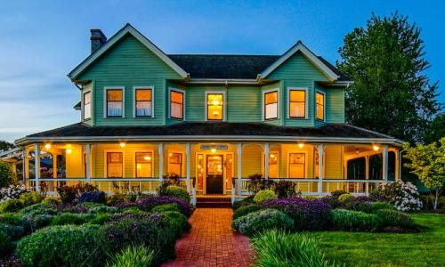 Bed & Breakfasts in the San Juan Islands