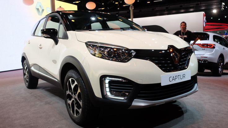 Sao Paulo Auto Show 2016: India-bound Renault Kaptur Showcased