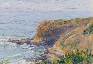 Thomas Redfield Gallery - Morning - Inspiration Point