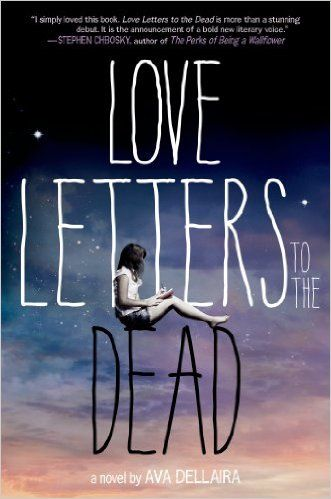 Our top picks for sad young adult books to read next includes Love Letters to the Dead by Ava Dellaira.