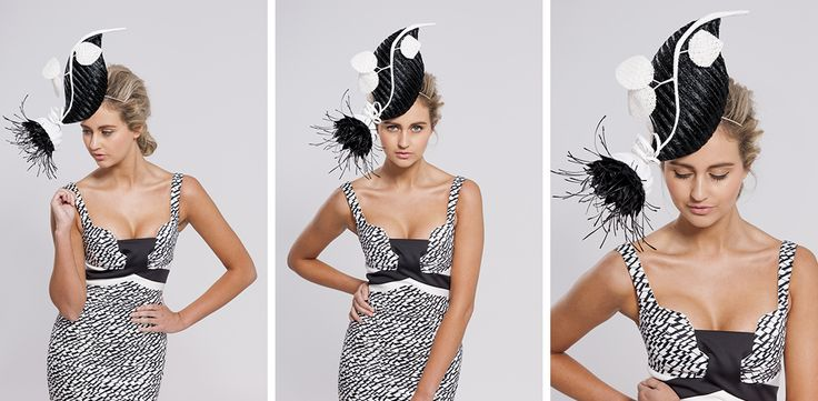 Spring 2014 Millinery Collection www.rebeccasharemilliner.com.au