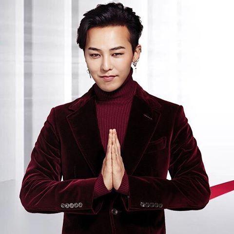 """G-Dragon for """"Vidal Sassoon China"""" [PHOTO] - bigbangupdates"""