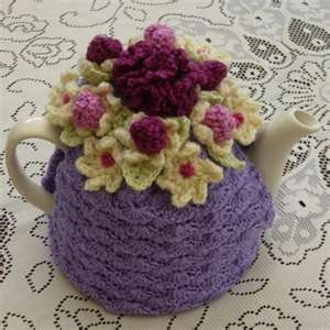 crochet tea cozy cute