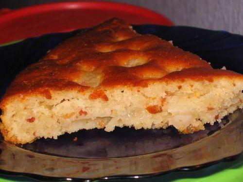 Медово-грушевый пирог « Трапеза: рецепты блюд для поста и праздника
