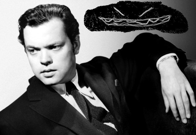 Orson Welles and the Rauschmonstrum