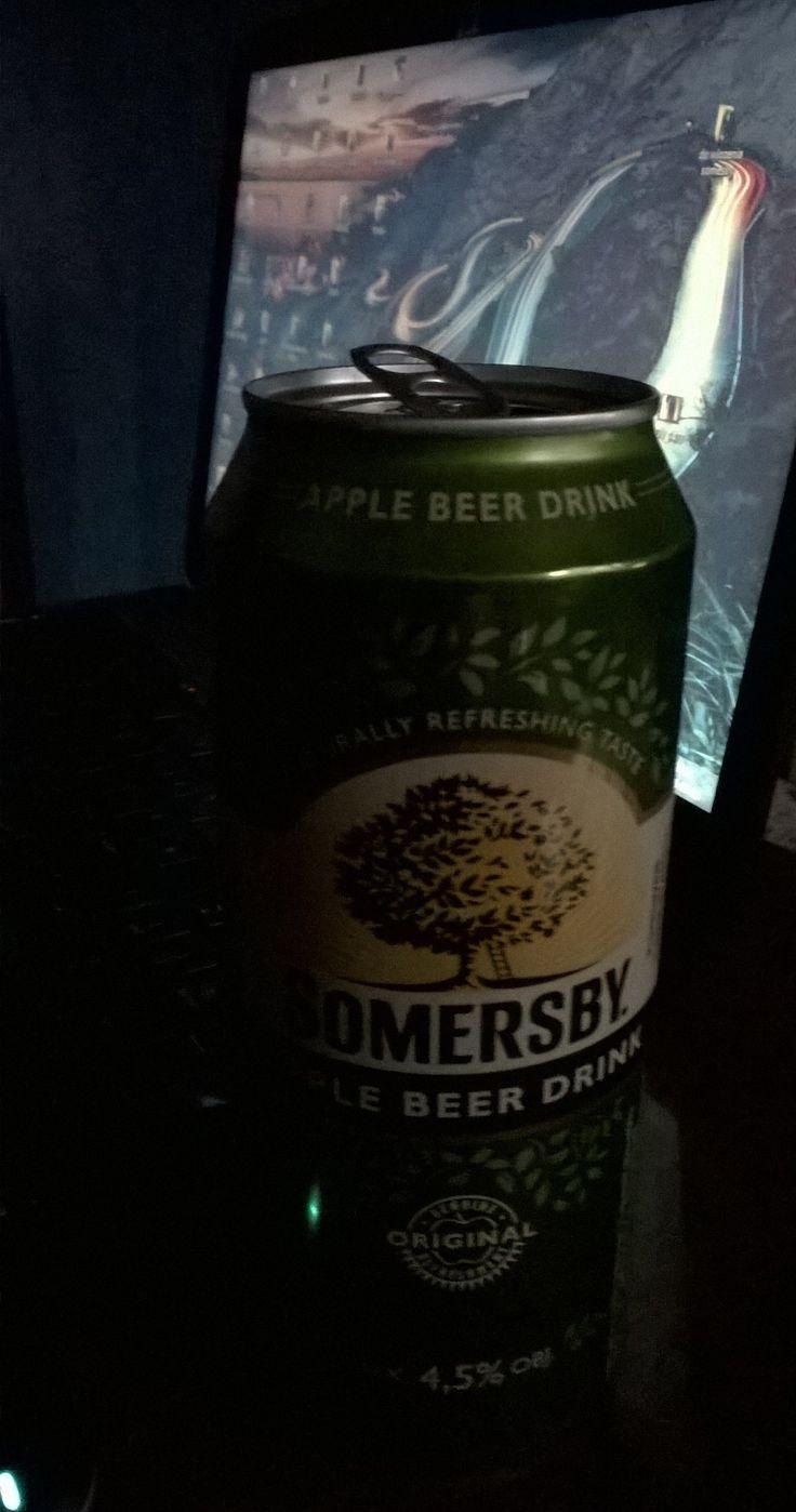 Wieczorową porą w towarzystwie Somersby :) #OdkryjSomersby #AmbasadorSomersby #Streetcom