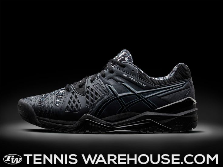 Asics: the Gel Resolution 6 Stealth