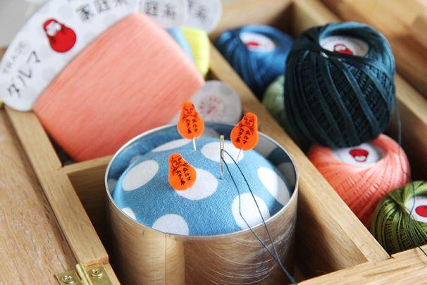 縫い針/まち針 (DARUMA THREAD) | 裁縫の道具 | cotogoto