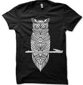 bastille owl shirt
