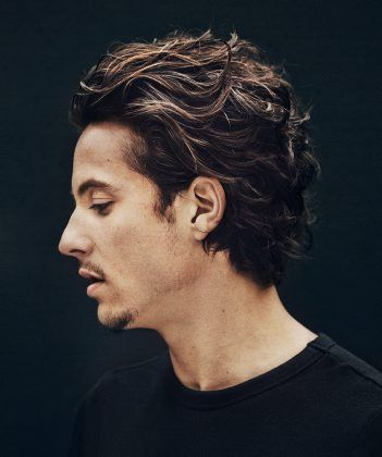 Nekfeu./Photo Julien Lienard