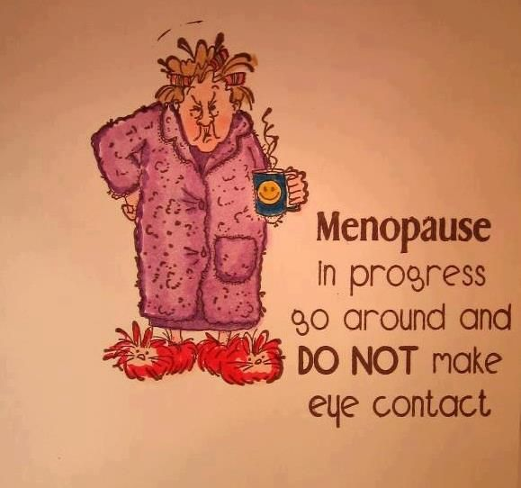 ~Menopause Molly~ in the Morning Before my Coffee~ Sometimes.... lol :]