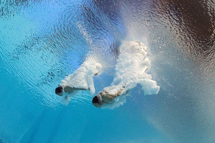 Le prime foto dei Mondiali di nuoto - Il Post