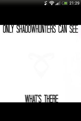 Shadowhunters!!!!!!!!!!!!!!!!!!!!!!!!!!!!!!!!!! Omg I can see it!!!