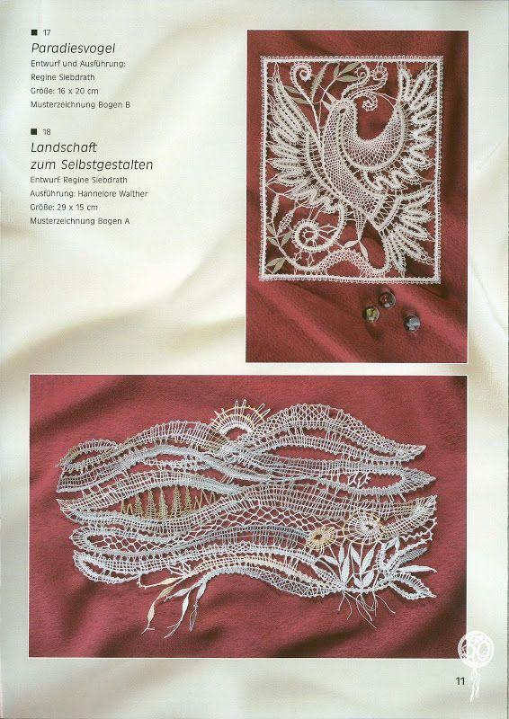 ERZGEBIRGISCHE SPITZENTUST - Regine Sibdrath - Carmen sobral silva - Webové albumy programu Picasa