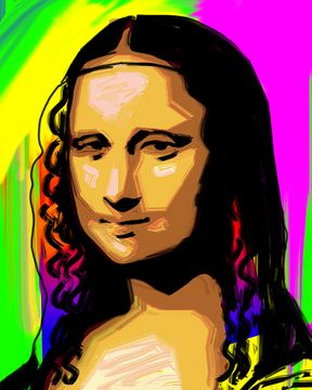 BYOB painting party - Mona Lisa - Wine and Art lovers Singles ...
