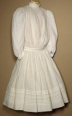 Grand Duchess Anastasia's dress, c. 1910. #Russian #Romanov