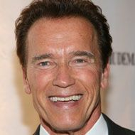 Famous Leo, Arnold Schwarzenegger