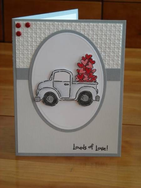 valentine for my dad by rokale - Cards and Paper Crafts at Splitcoaststampers