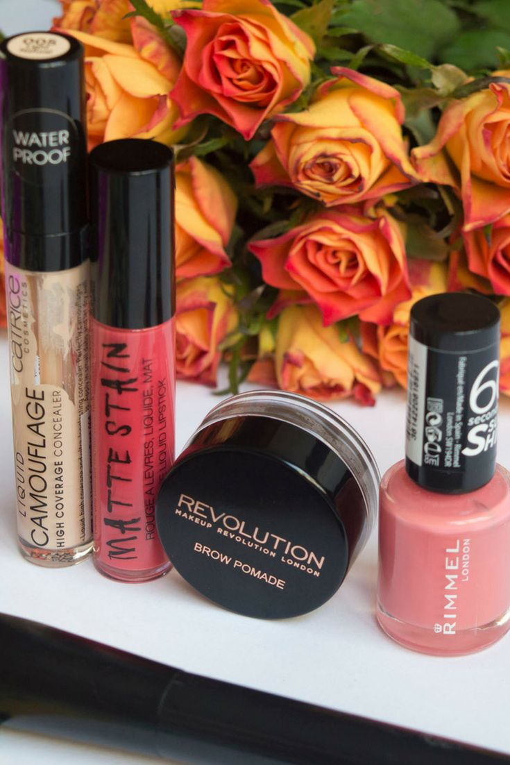 August Favorites | Make-up, Books & Movies