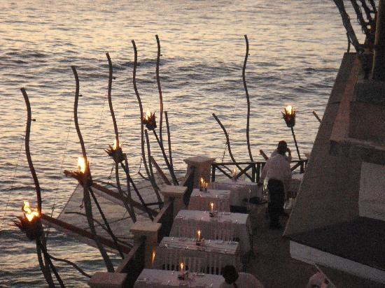 The Cliff Restaurant Barbados