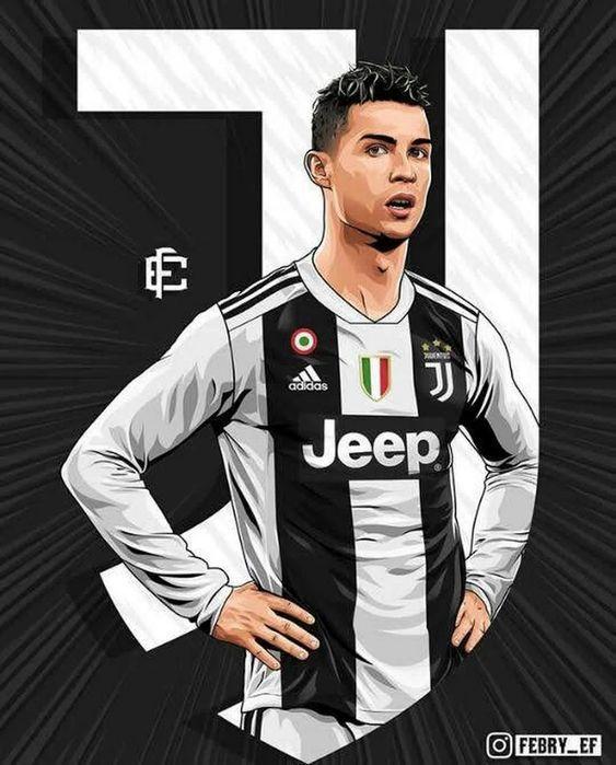 4f658f96ea Cristiano Ronaldo JUVE
