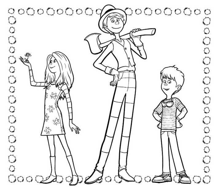 Lorax Coloring Pages Printable In 2020 The Lorax Coloring Pages The Lorax Characters