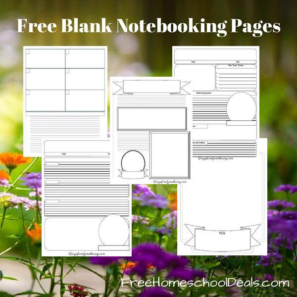 Not all notebooking pages are created equal! Here's a truth: workbooks/worksheets with pre-selected questions which can have only one answer are to learning