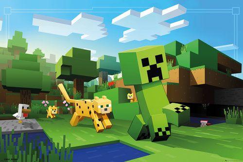 Minecraft Official Merchandise, Gadgets, Tshirts