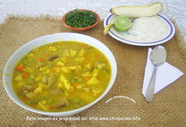 RECETA PARA PREPARAR LA SOPA DE MONDONGO COLOMBIANO AL ESTILO ANTIOQUEÑO.......... (Comidas típicas y populares de la gastronomía colombiana) ..... http://www.chispaisas.info/mondongo.htm