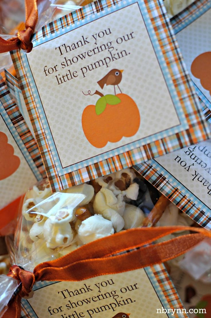 NBrynn: Lil Pumpkin Baby Shower