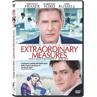 Extraordinary Measures - you really have to get this movie and watch it