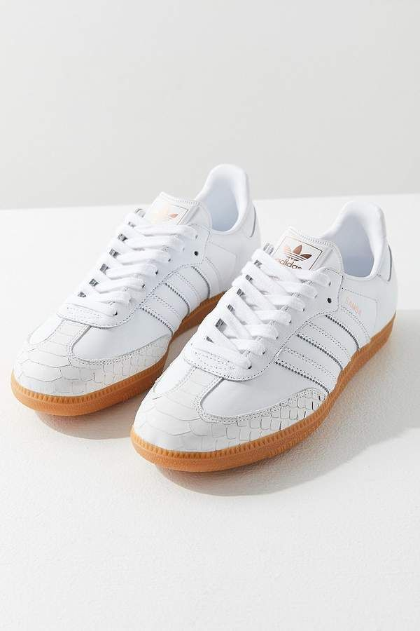 Samba Gum Sole Sneaker #full#grain