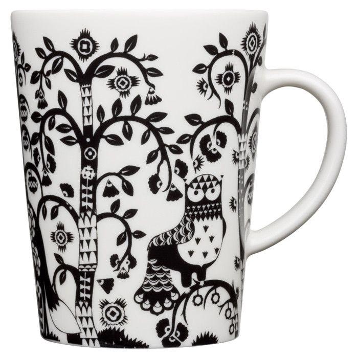 Candace Mug in Black