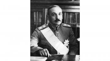 Ο στρατηγός Θεόδωρος Πάγκαλος