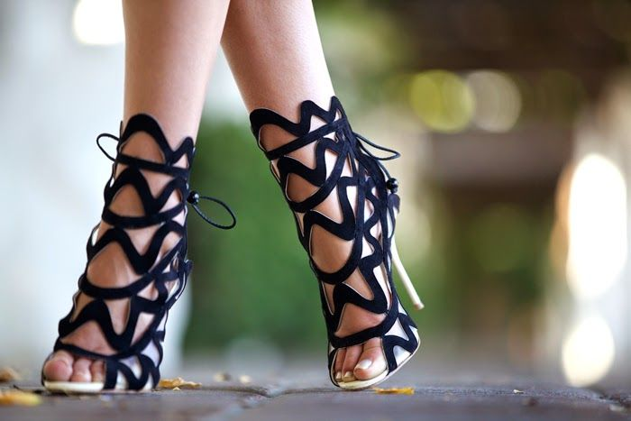 Late Afternoon - Sophia Webster shoes
