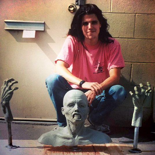 Gallery: Before Tool, Guitarist Adam Jones Worked on Sets of Some of Biggest Movies of All Time | Music News @ Ultimate-Guitar.Com