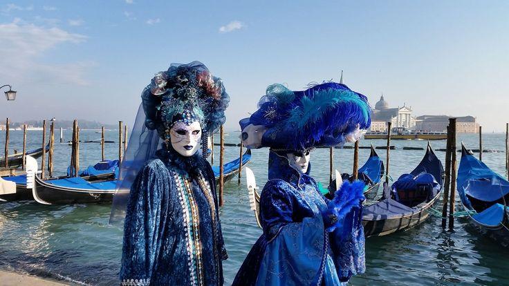 Venice Carnival 2015 - the best masks - Carnevale di Venezia 2015 - Vide...
