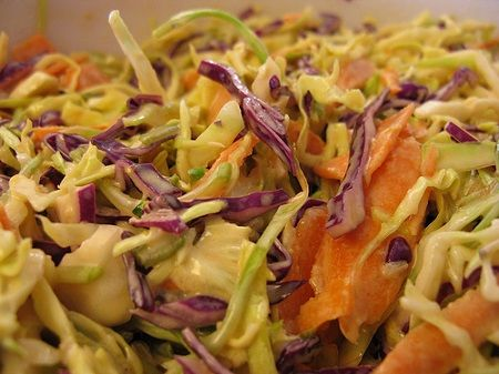 It's Time to Barbecue! Vegan Coleslaw Recipe - EcoSalon | Conscious Culture and Fashion